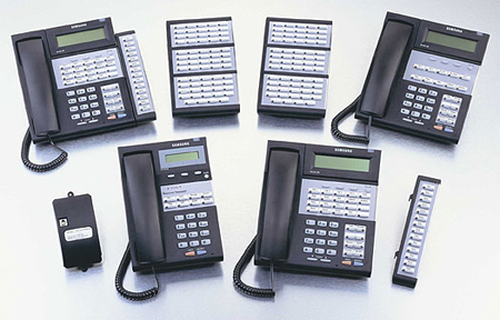 Samsung iDCS Series Telephones